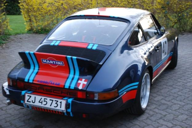 Channel P101tv The Porsche Martini Love Affair