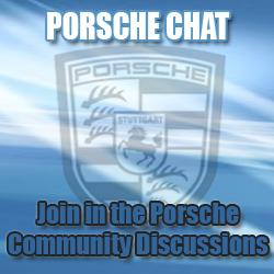 Porsche Community Discussions
