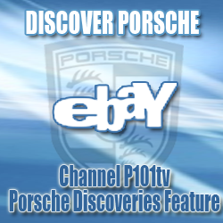 P101tv Porsche Discoveries
