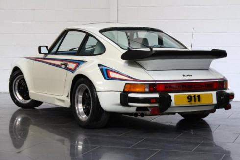 Porsche 911 Martini Turbo