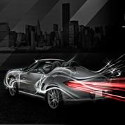 Porsche adverts